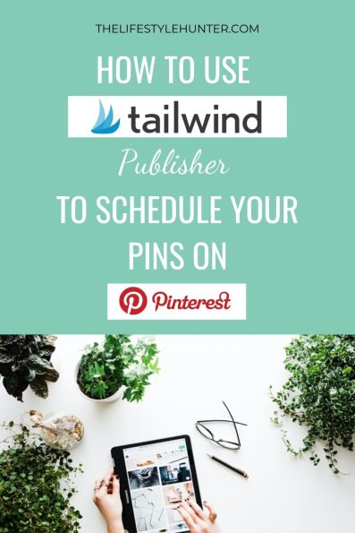 Tailwind Publisher guide