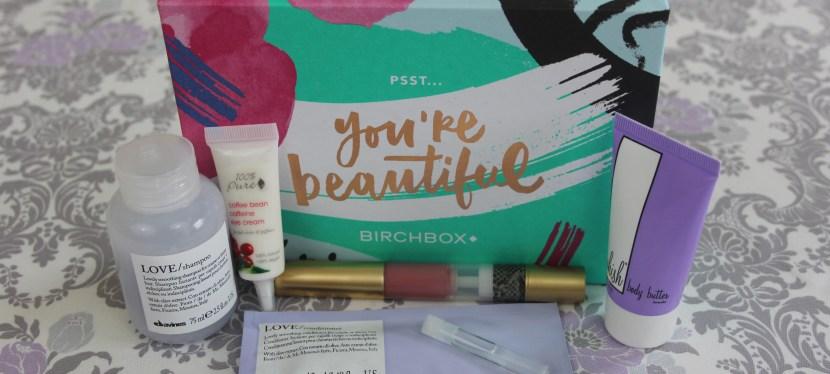 Birchbox Reveal – September