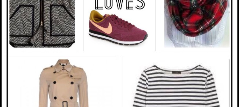 High Five Monday – Fall Fashion Loves x