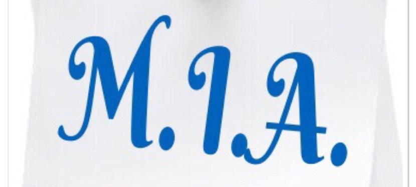 TLL M.I.A!