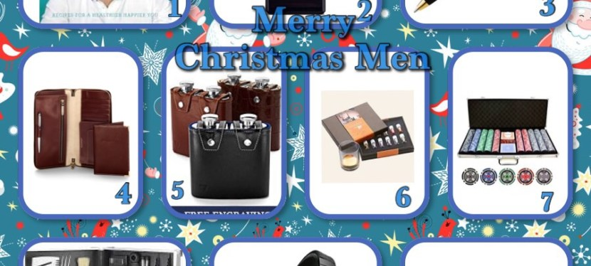 All I want for Christmas Gift Guide – Men