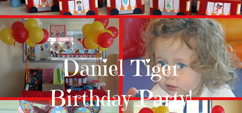 Birthday Party – Daniel Tiger Neighborhood