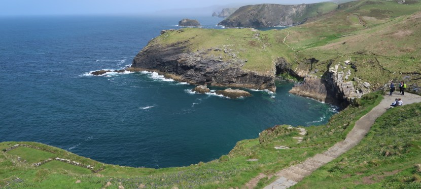 A Day Out in Cornwall – Tintagel & Boscastle