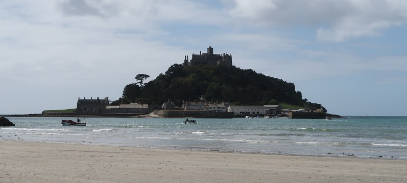 Exploring Cornwall, St Michael's Mount & St Ives