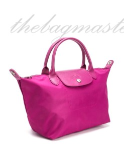 Longchamp Le Pliage Neo Small Shorthandle- Pink