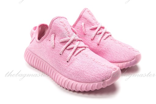 """Adidas Yeezy 350 Boost """"Rose Gold"""" Concept Pink (4)"""