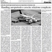 Handling aeroportuale e crescita: una relazione complicata