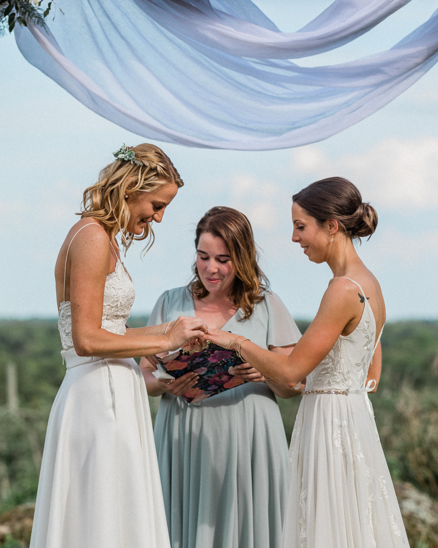 hyland farm sturbridge wedding vows