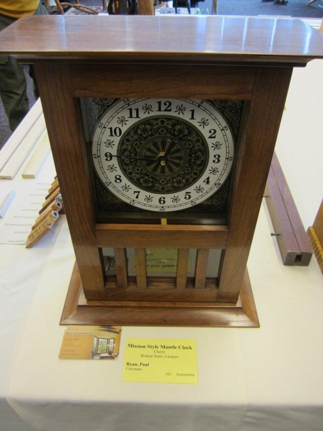 Download Woodworking Mantel Clock Plans Plans Diy Black