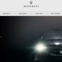 Maserati's Extremely Disturbing Super Bowl Ad - Wow!
