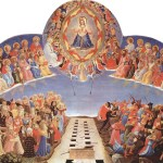 Last Judgement, Fra Angelico, panel painting, 1387 or 1395