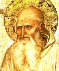 Saint Romuald