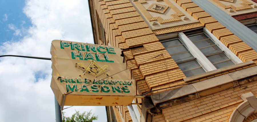 Prince Hall Freemasonic Lodge in Atlanta, Georgia