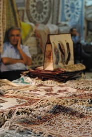 Isfahan's bazaar-7067