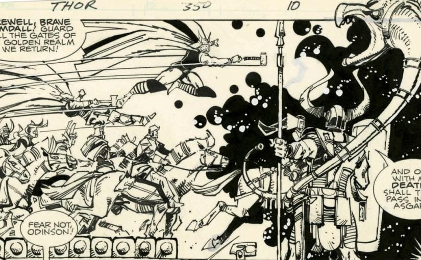 Episode 14: A Conversation With Walter Simonson