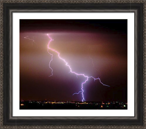 Subsequent-Electrical-Transfer-Framed-Print