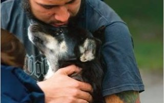 Homeless People and Their Pets