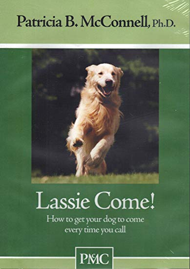 Lassie Come! (DVD) by Patricia McConnell, Ph.D.