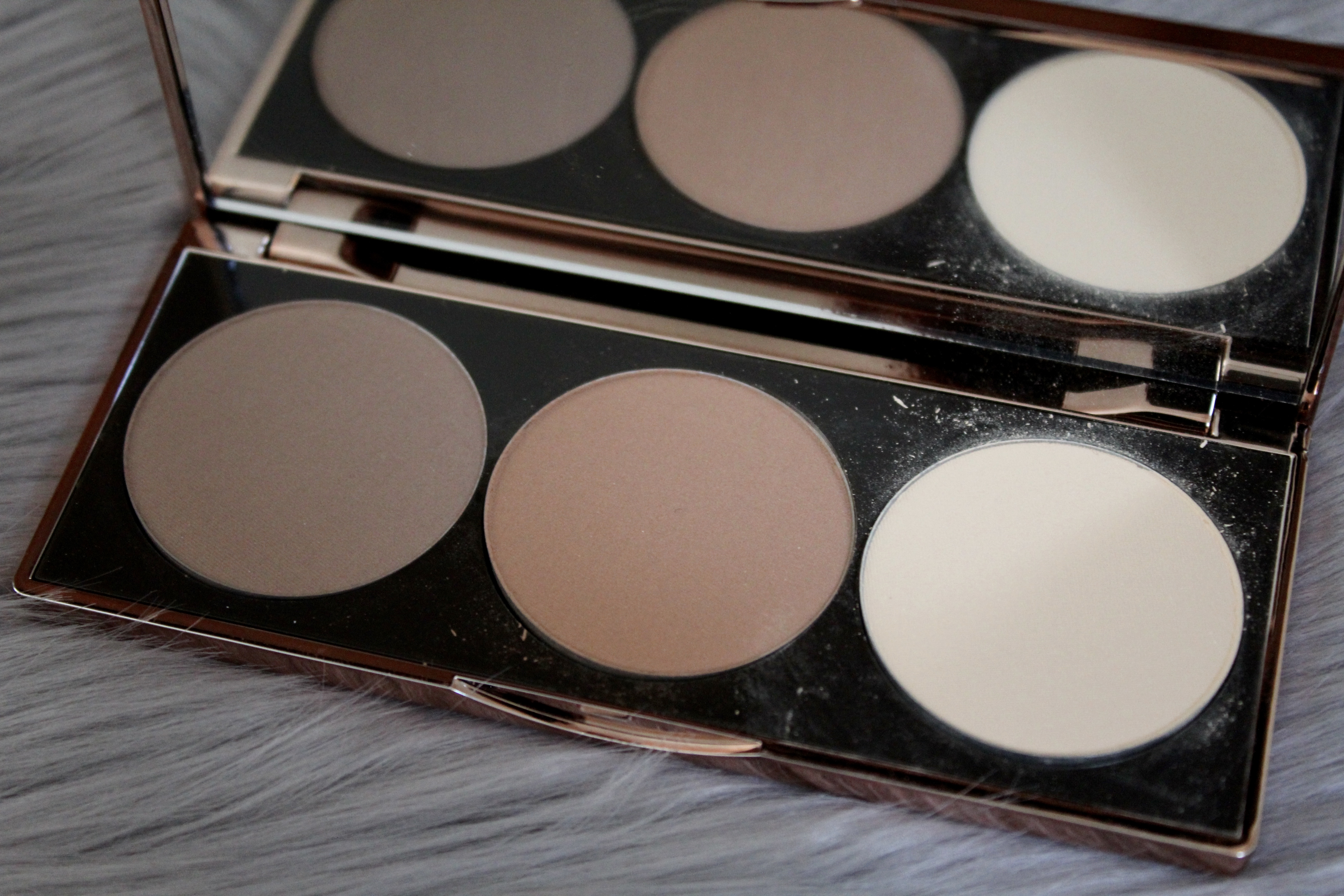Buy Nude by Nature Contour Palette 3 x 4G - Ships fast | Pharmacy NZ