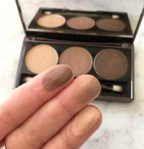 Nude By Nature Eye Trio