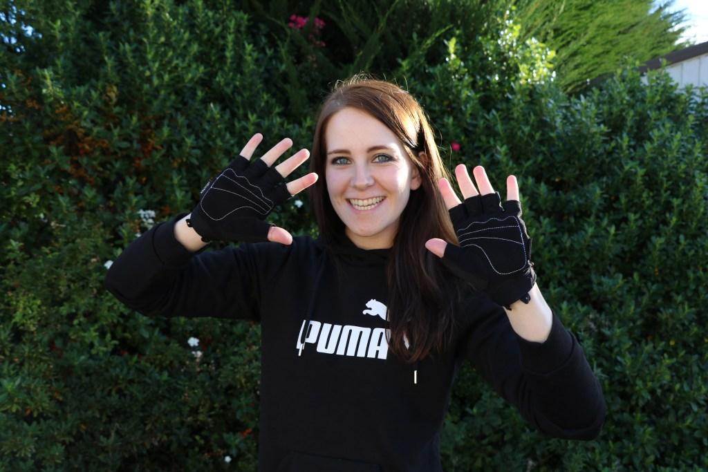 Nike Weight Training Gloves