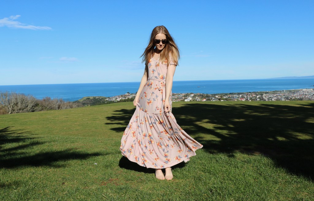 The Rock Box Maxi Dress