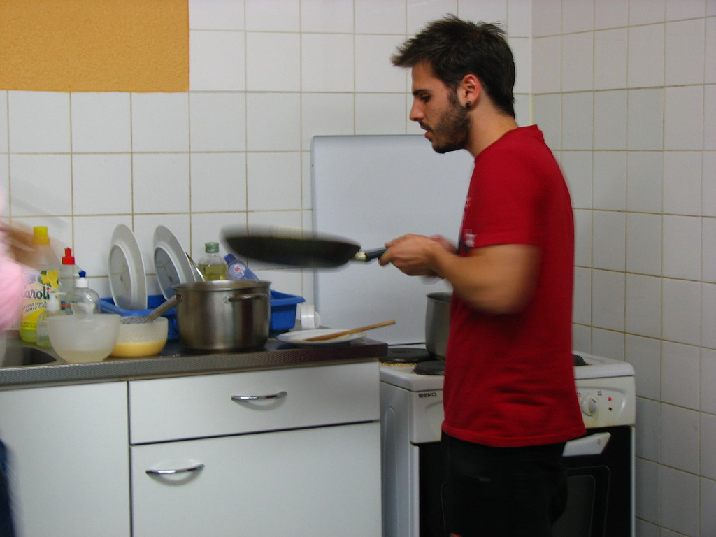Get Cooking In The Student Kitchen