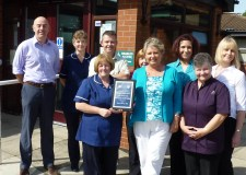Quality Award for Woodland Medical Practice - Lincoln