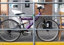 bicycle bike chain lock