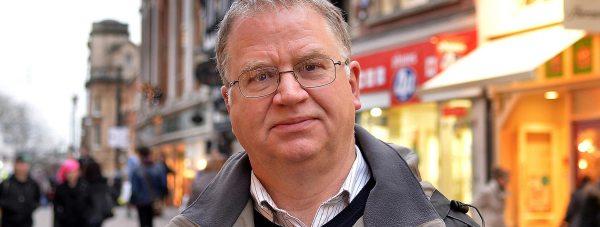 Lincoln BIG Chief Executive Matt Corrigan
