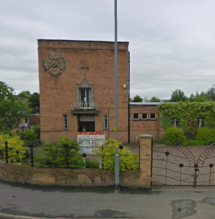 Croft community centre in Lincoln