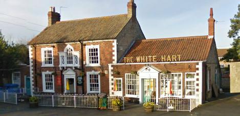 White Hart Inn on High Street, Nettleham.