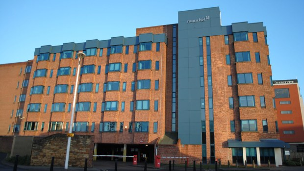 The Mouchel offices in Lincoln
