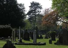 Canwick Old Cemetery in Lincoln. Photo: Heritage Connect