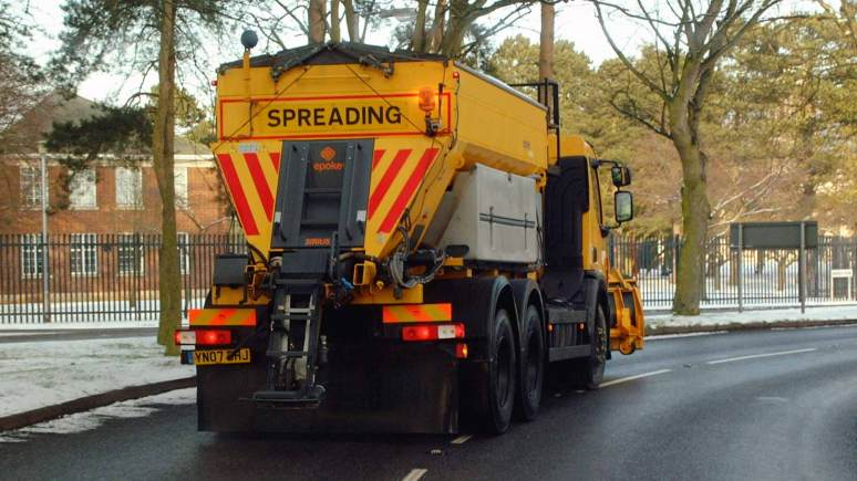 Gritters Lincolnshire