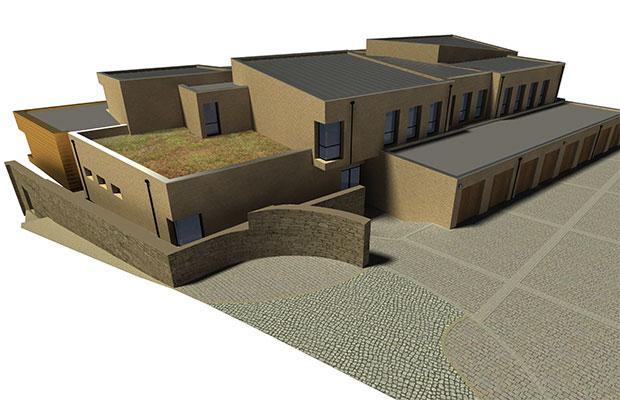 Design: John Roberts Architects