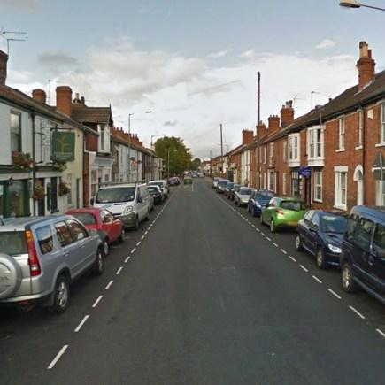 Burton Road in Lincoln. Photo Google Street View