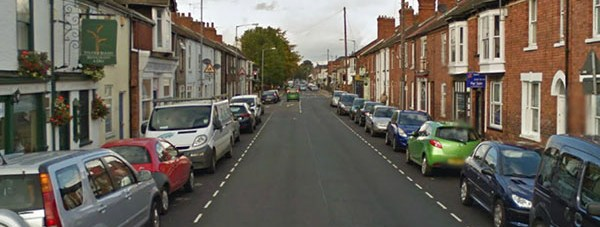 Burton Road in Lincoln. Photo Google Street View
