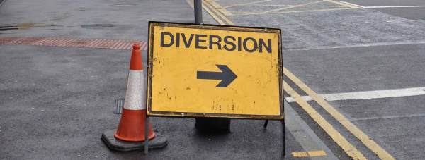 Diversion_Roadworks