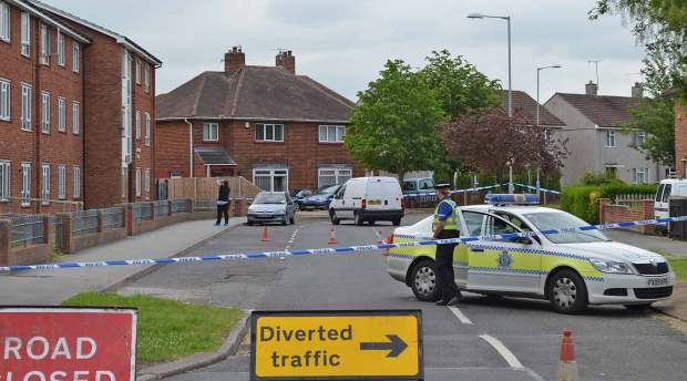 Shannon Avenue remained closed on Thursday morning as police continued investigations. The cordon Was removed in the afternoon, but police presence remained in the area.