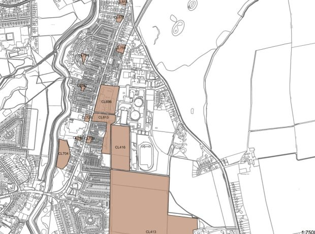 Park Ward developments.