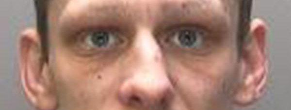 David Alan Rhodes (30). Photo: Lincolnshire Police