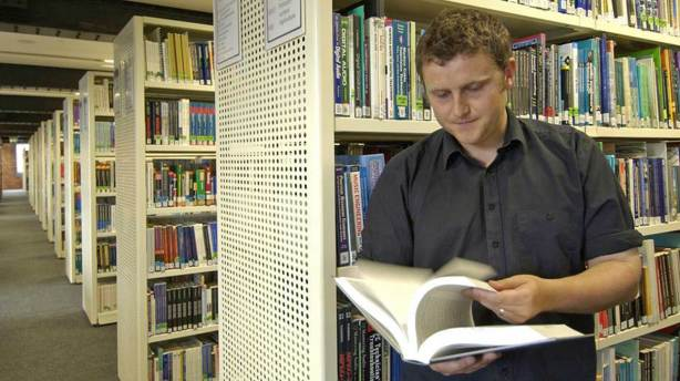Paul Stainthorp argued there will be 'library deserts' in entire parts of Lincolnshire if the County Council's plans go ahead.