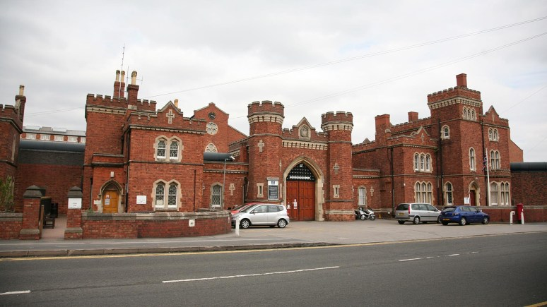 HMP Lincoln on Greetwell Road. Photo: File/The Lincolnite
