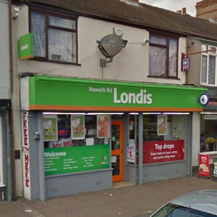 Londis newsagents on Newark Road in Lincoln. Photo: Google Street View