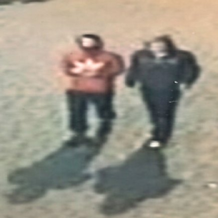 Possible suspects in the Moor Street robbery. Photo: Lincolnshire Police