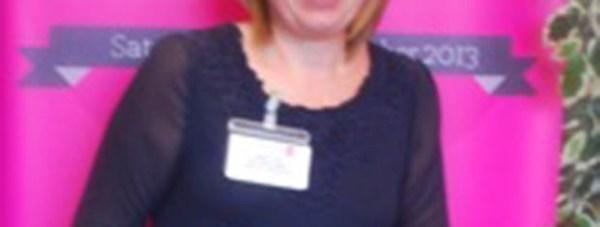 Natalie Yates at the awards.