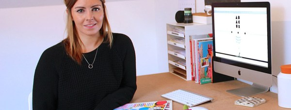 Faye Isaac Opened her designer children's business Abacus on October 31.