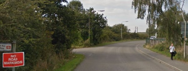 Station Road in Hykeham. Photo: Google Street View