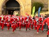 Wave of 2,500 Santas to fill streets of Lincoln as annual fun run returns